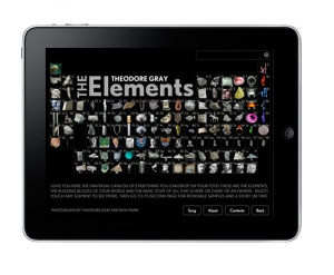 iPad with Elements